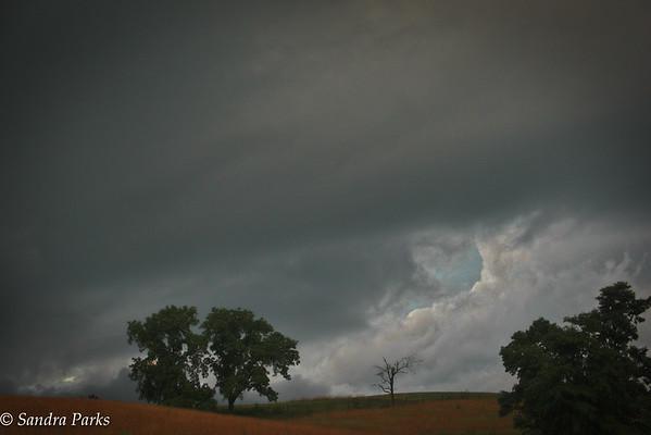 6-27-15: Stormy weather