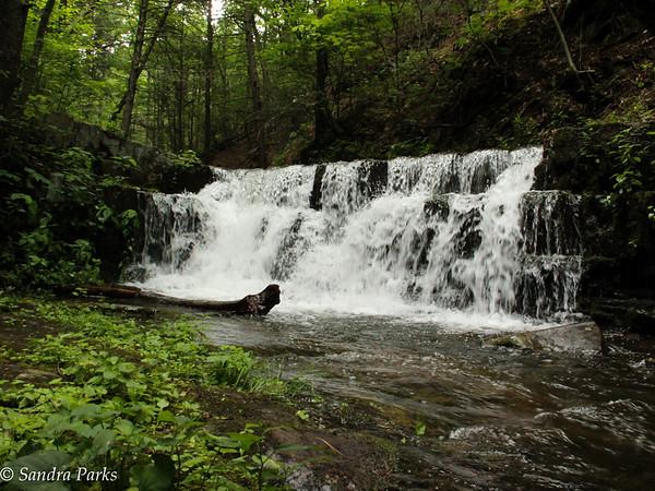 6-28-15: Hone Quarry Waterfall