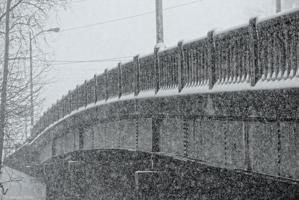 3-5-15: North River bridge, Edgeview Park