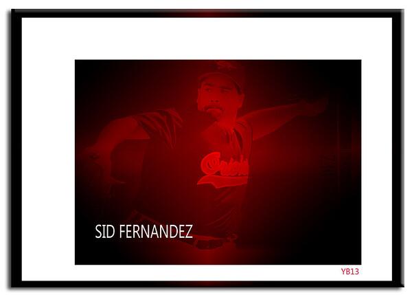 SID FERNANDEZ RED STAR