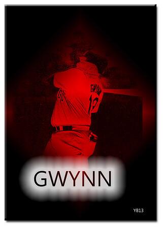 GWYNN RED STAR