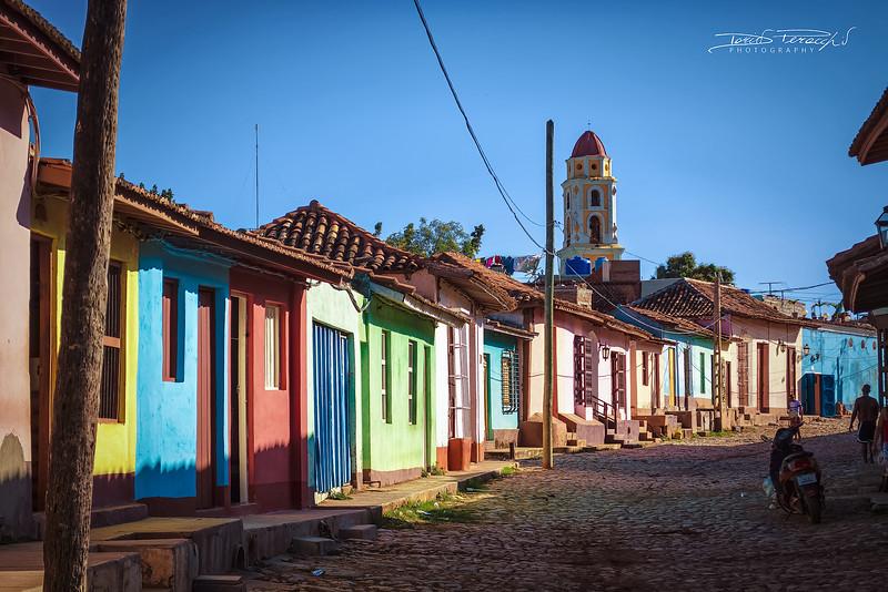 Le Case Colorate Di Trinidad