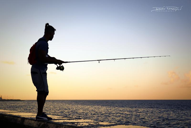 A Pesca Sul Malecon