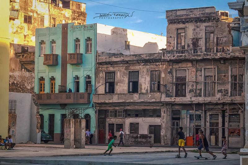 Piazza Di La Habana