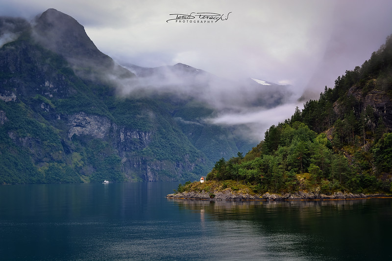 Ingresso Nel Sognefjord