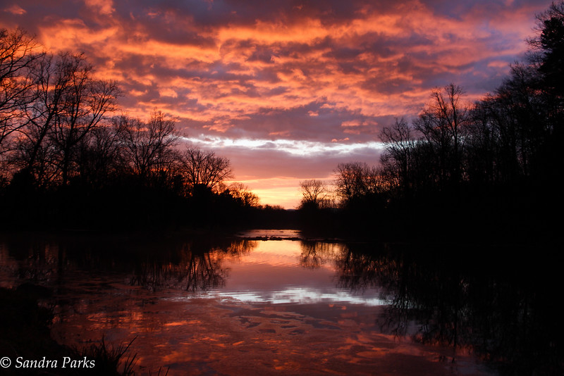 12-18-16 Wildwood,  at the break of dawn
