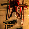12-15-16: ice skates and sled