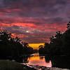 9-18-16: Sunrise at Wildwood, HDR