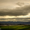 12-24-16: Mountains and cluds... looking at the Alleghenies from Mole Hill.
