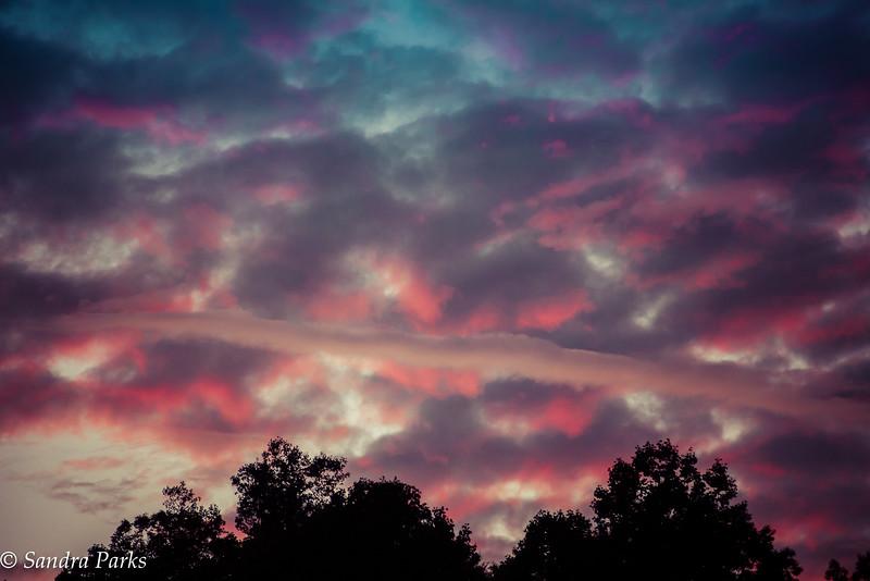 9-3-16: Highland Sunset