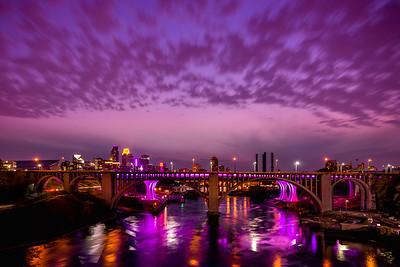 Purple Town