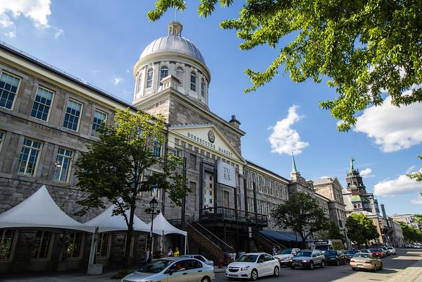 Bon Secour Market, Montreal