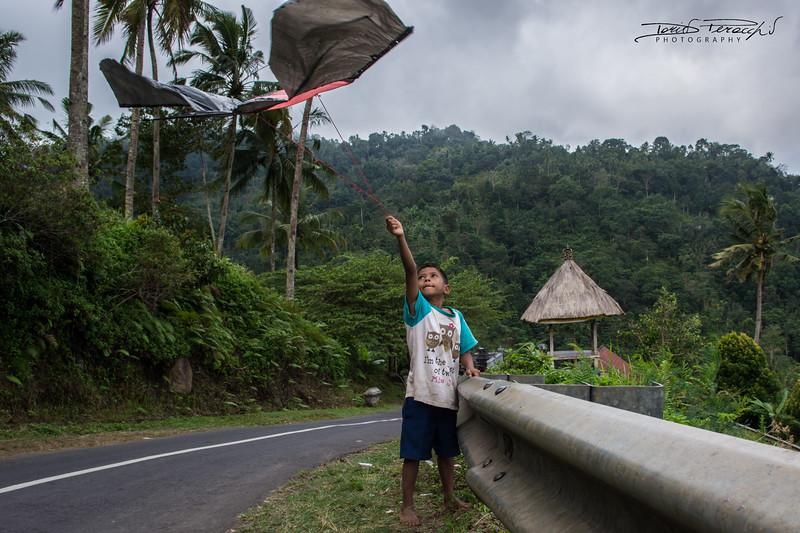 Per Le Strade Di Bali