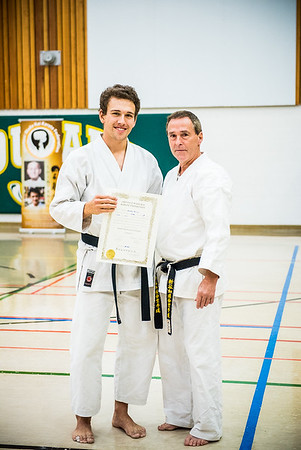 2017 Black Belt Presentations