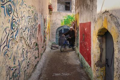 Murales Per La Medina