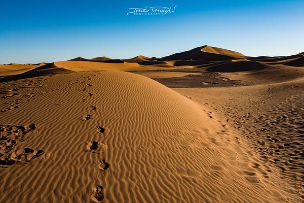 Le Dune Di Erg-Chegaga