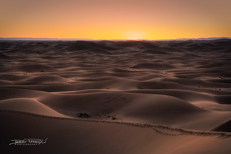 Luci E Ombre Sulle Dune