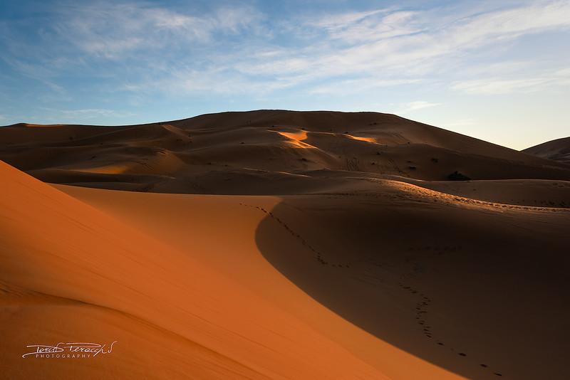 Deserto Di Erg-Chebbi