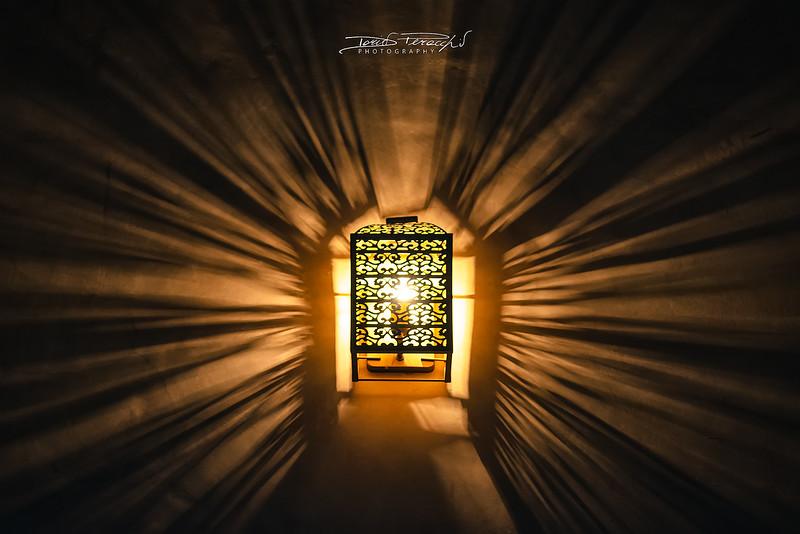 Lampada A Palais Bahia