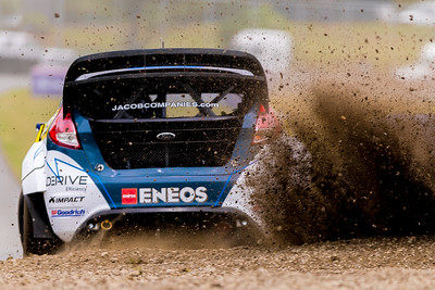 Global Rallycross - New England