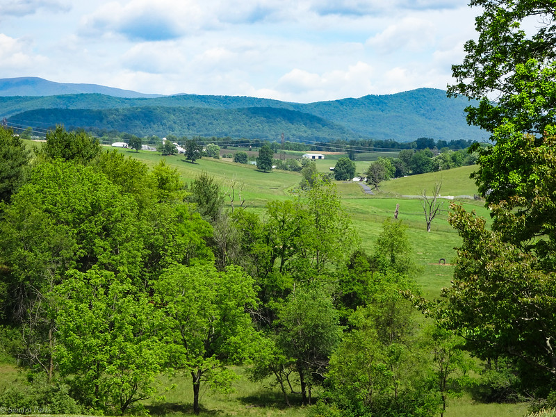 5-29-17: the view from  Union Church