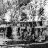 1-8-17: Frozen waterfalls