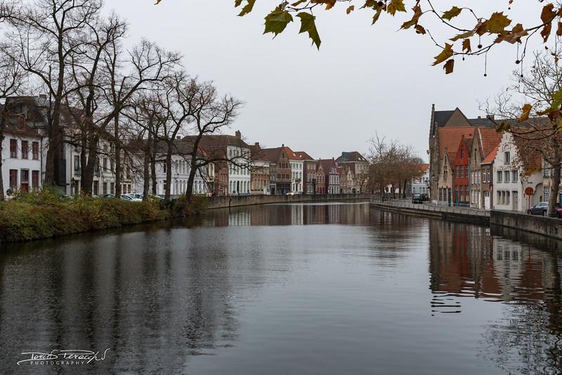 I Canali Di Brugge