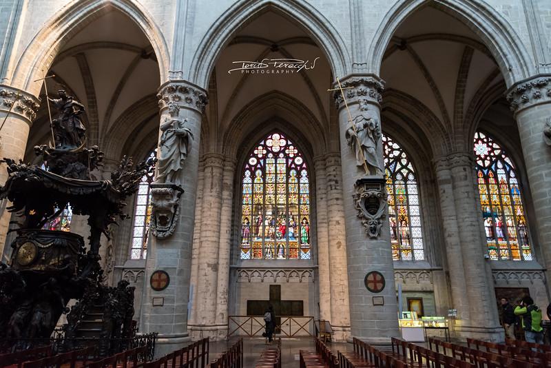Cattedrale Di St. Michael E Gudula