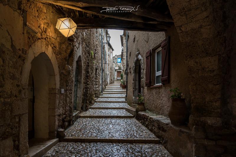 Il Borgo Di Sainte-Agnès