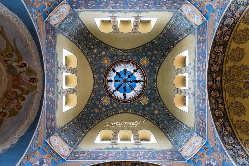 Interno Della Cattedrale Russa