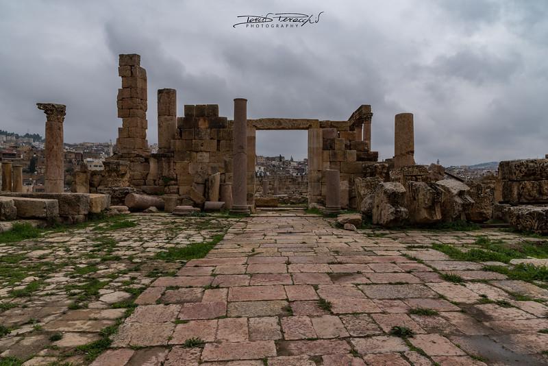 Le Porte Di Jerash