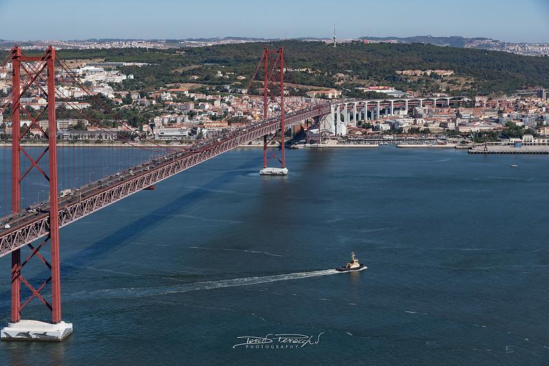 Ponte 25 De Abril