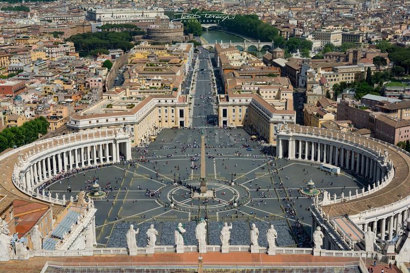 Piazza San Pietro