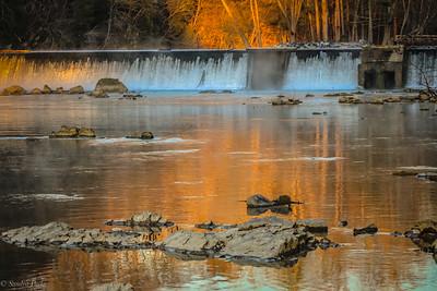12-24-19: Sunrise, Wildwood.