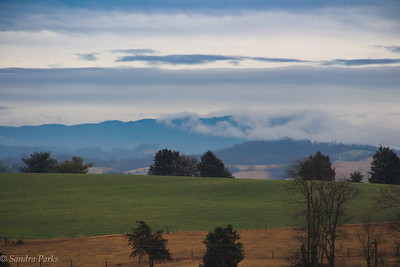 2-17-18: Mountains and clouds, or why I fell in love with this Valley.