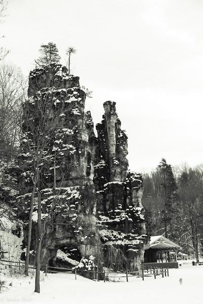 12-12-18: Natural Chimneys