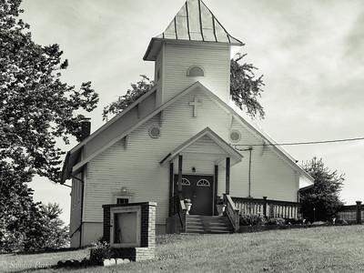 formerly?  Smokey Row Baptist Church