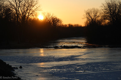 1-6-18: Dawn, North River
