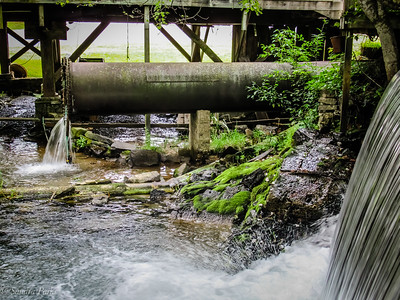 7-21-18: old mill, Spring Creek