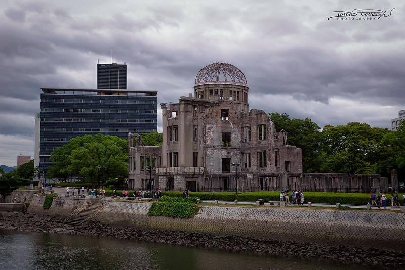 Cupola Della Bomba Atomica Di Hiroshima