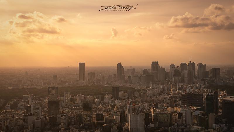 Skyview Mori Tower Al Tramonto