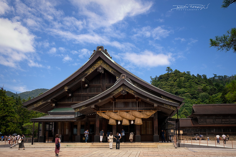 Santuario Di Izumo Taisha