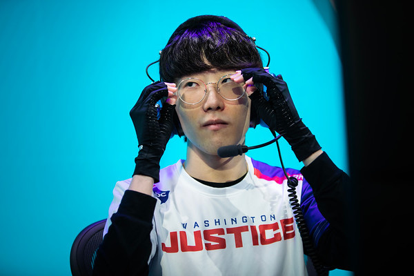 """Yeonjun """"ArK"""" Hong"""