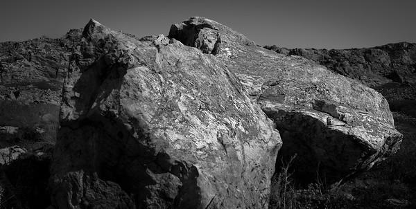 Bonneville Bench Boulders