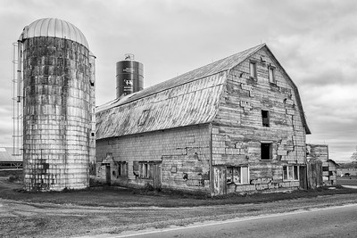 Random Old Barn