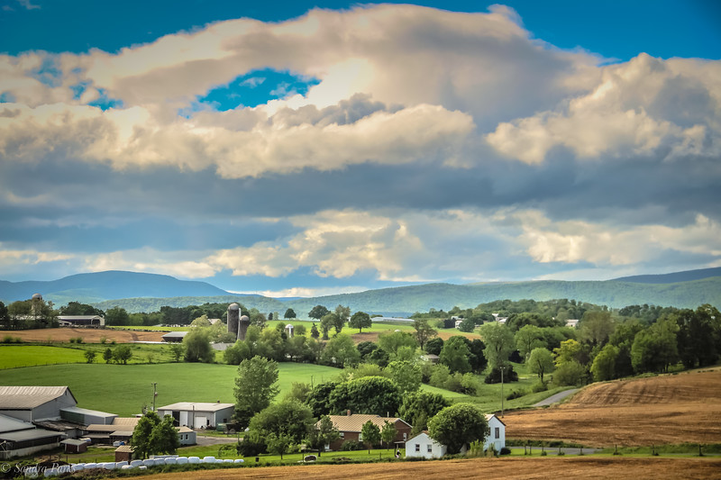 5-13-19: Sometimes the Valley looks like the SHire