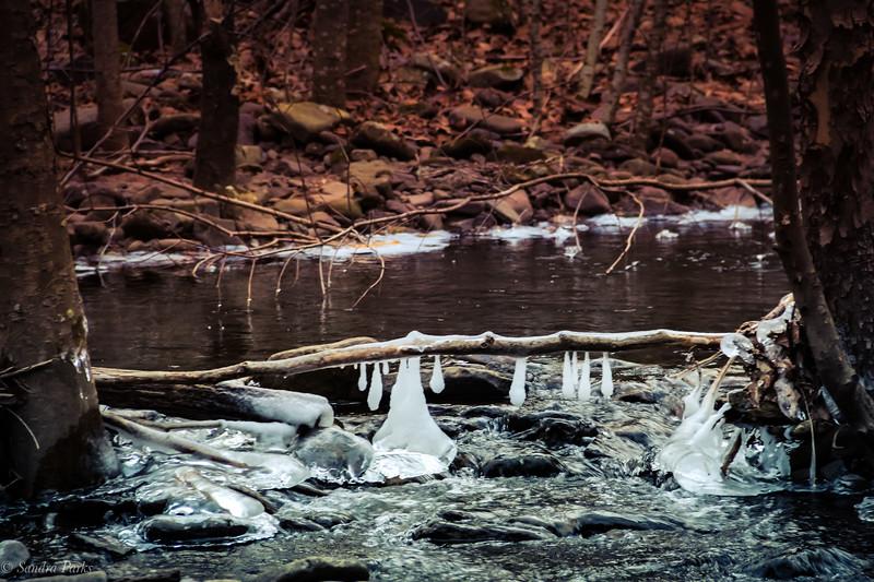 1-31-18: Ice. Hone Quarry