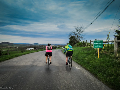 4-13-19: Friends on the county line