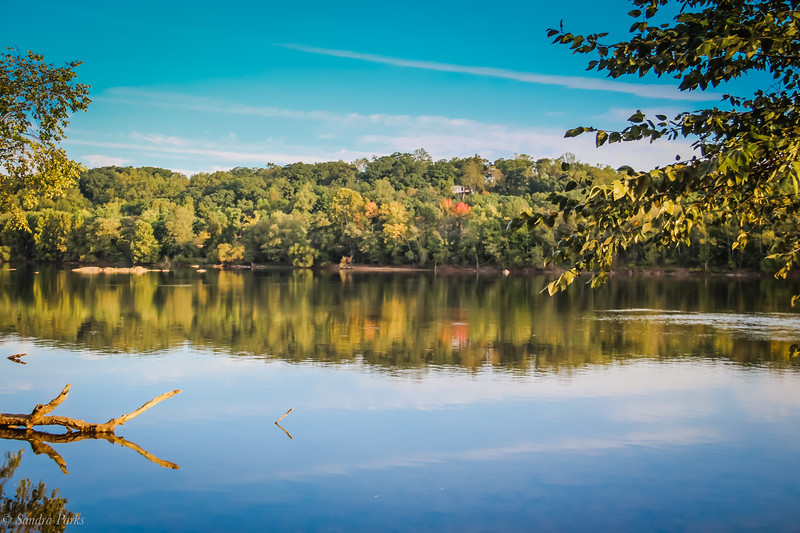 10-13-19: Morning on the James