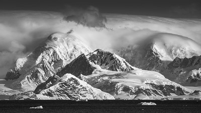 Mountains of Antarctica